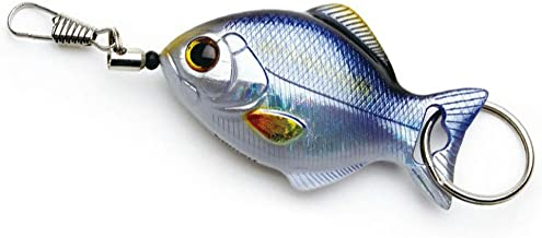 キャップス(Caps) キーバック FISH REEL AODAI