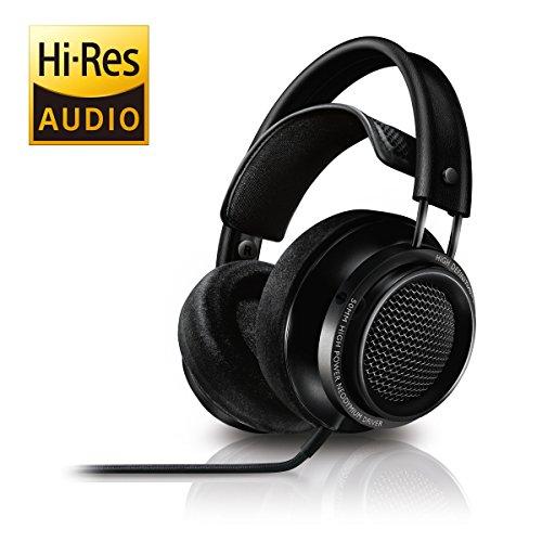 Philips Fidelio X2 Cuffie Audio Cablate Alta Risoluzione, Comode, Ottimo Suono, Ergonomiche