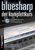 Bluesharp - Der Komplettkurs (CD): Leg' sofort los - ohne Noten! Für Mundharmonikas in C-Stimmung