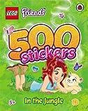 LEGO Friends: 500 Stickers: In the Jungle