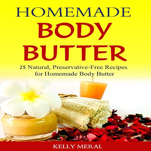 Homemade Body Butter cover art