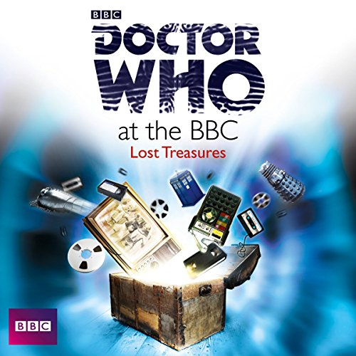 Doctor Who at the BBC: Volume 8 - Lost Treasures audiobook cover art