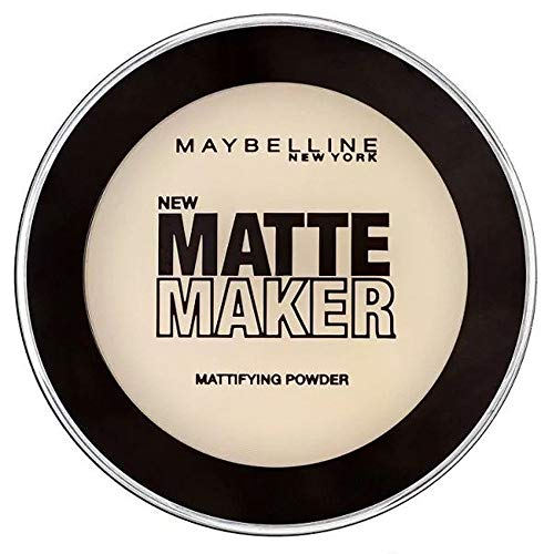 Maybelline face powder matte maker Classic Ivory 10 classic ivory