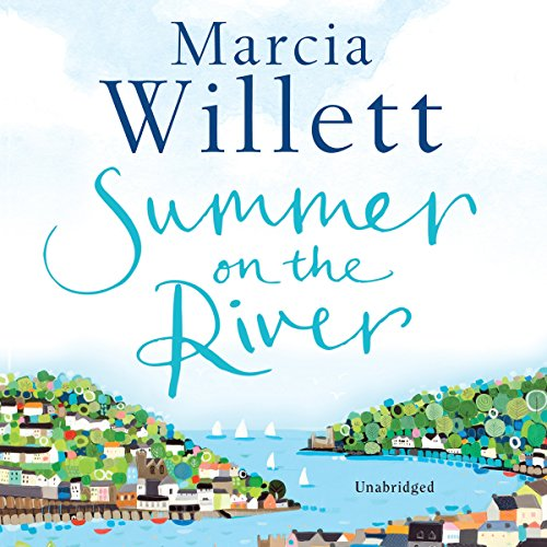 Summer on the River audiobook cover art
