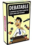 Debatable Party Game, People Who Love to Argue - Mindmade Games