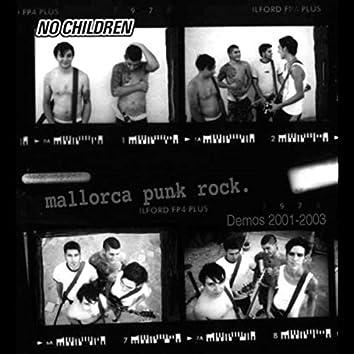 Mallorca Punk Rock (Demos 2001-2003)