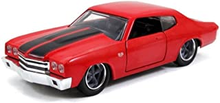 Jada Dom's Chevy Chevelle SS Red Fast & Furious  Movie 1/32 97380