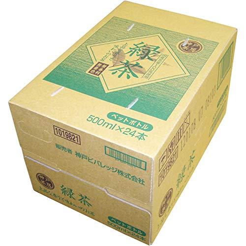 富永貿易(TOMINAGA)神戸茶房『緑茶500ml』