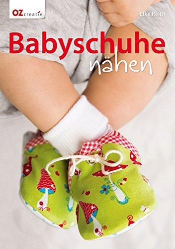 Babyschuhe nähen
