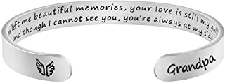 Sponsored Ad - Memorial Gifts for Loss of Mother Dad Grandma Grandpa Hushband Brother Sister loss of loved one Memorial Br...