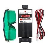 Módulo láser para CNC 3018 Pro, cabezal láser(3w)