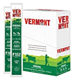 Vermont Smoke and Cure Jerky Sticks - Antibiotic Free Beef & Pork Sticks - Gluten Free - Great Keto Snack -High in Protein & Low Sugar - Original Flavor -1oz Jerky Stick - 24 Count (606274325728)