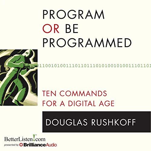 Program or Be Programmed cover art