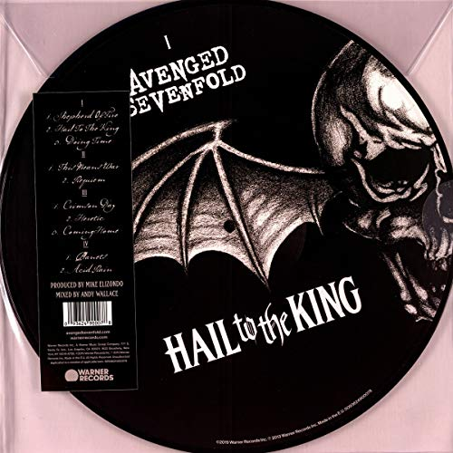 Hail To The King (Picture Disc)