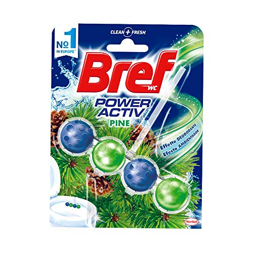 Bref Power Activ Natura – 50 ml Cesta Higiénica WC
