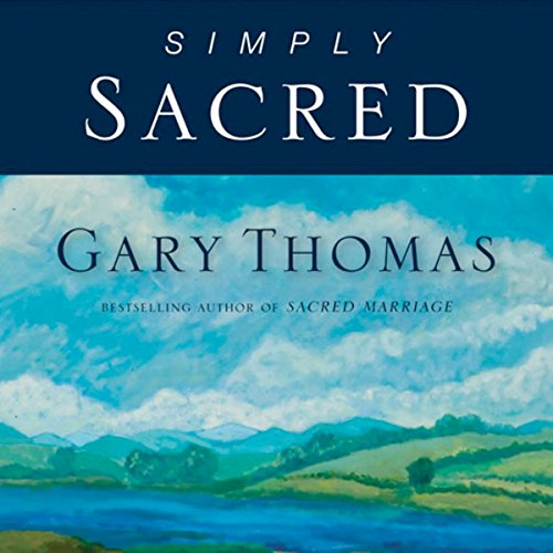 Simply Sacred audiobook cover art