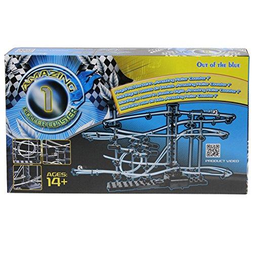 Out of the blue 59/2101 – Boule de Montagnes Russes, Amazing Roller Coaster I