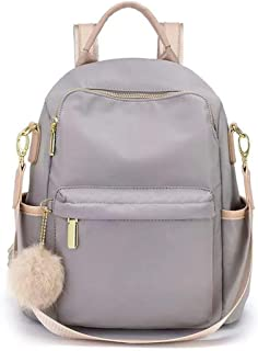 Yarratech Multifunctional Backpack, Stylish and Lightweight Oxford Shoulder Bag Backpack for Women
