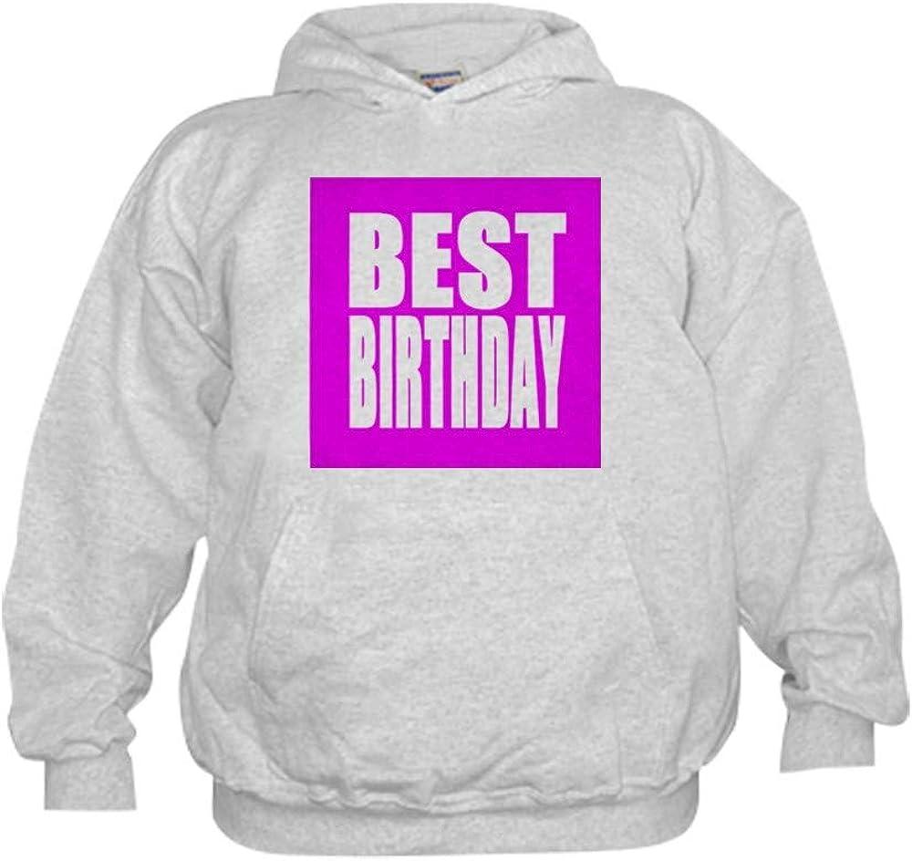 CafePress Best Birthday Sweatshirt Kids Hoodie