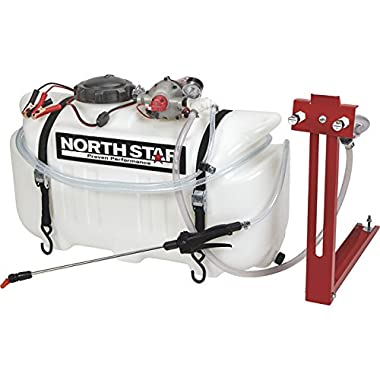 NorthStar ATV Boomless Broadcast and Spot Sprayer — 26-Gallon Capacity, 5.5 GPM, 12 Volts