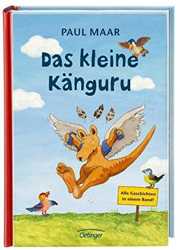 Das kleine Känguru: Alle Geschichten in einem Band