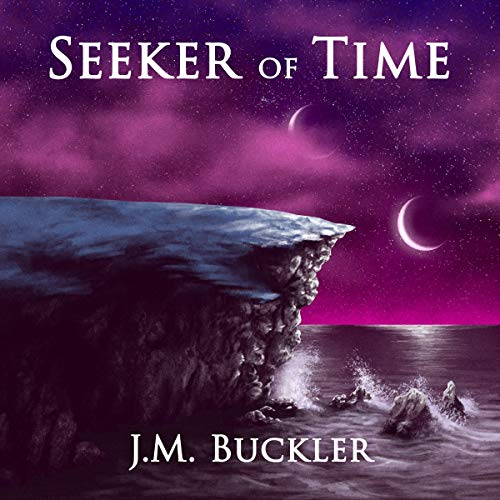 Seeker of Time audiobook cover art