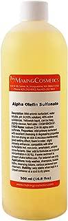 MakingCosmetics - Alpha Olefin Sulfonate - 33.6floz / 1L - Cosmetic Ingredient