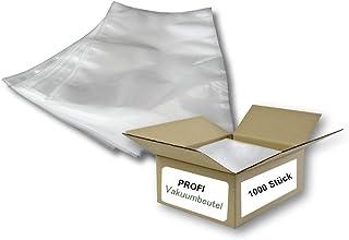 Sacs sous vide professionnels [1 carton = 1000 pièces] Dimensions : 300 x 400 mm, 90 µ