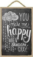 SJT ENTERPRISES, INC. You Make me Happy When Skies are Gray 7