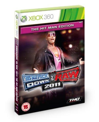 WWE Smackdown VS Raw 2011 : pack Hitman - édition collector [Importación francesa]