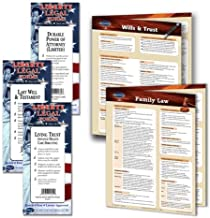 Family Law Legal Planning Kit – USA Legal Forms (Last Will and Testament, Power of..