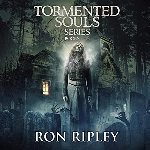 Tormented Souls Series Books 1-3 cover art