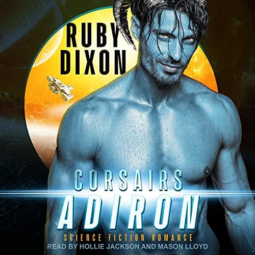 Corsairs: Adiron cover art