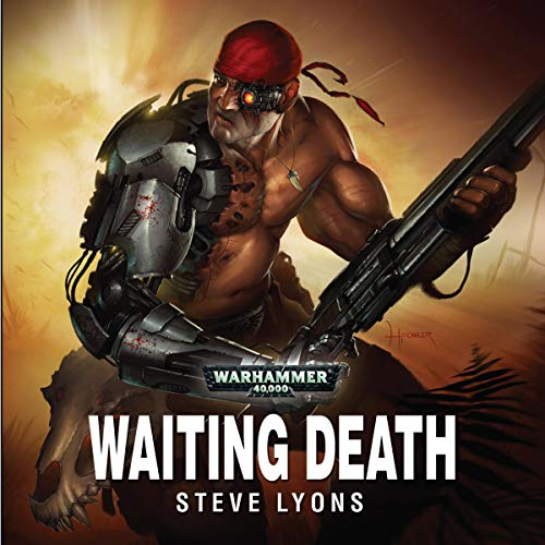 Waiting Death audiobook cover art