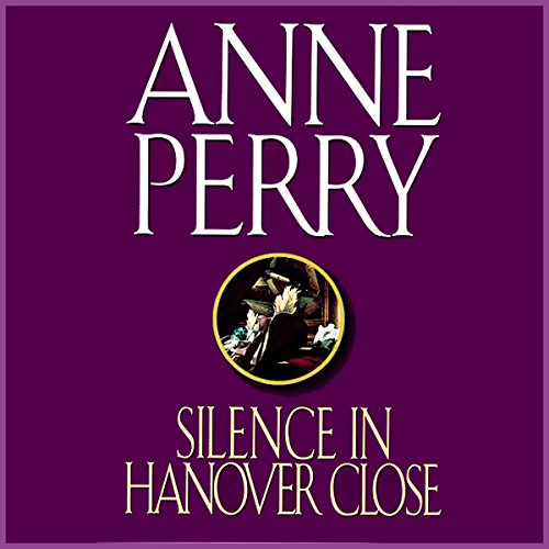 Silence in Hanover Close cover art