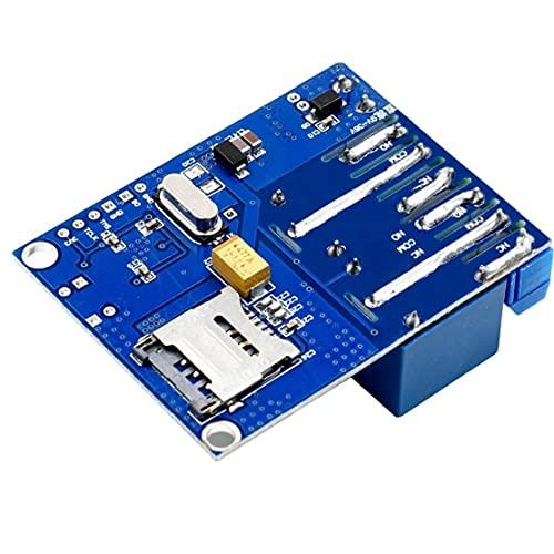 Allwiner 2 Canales de retransmisión Escudo módulo Remoto Interruptor de Control de la Junta con el gsm SMS Antena para Invernadero de oxígeno de la Bomba, la Bomba de Aire