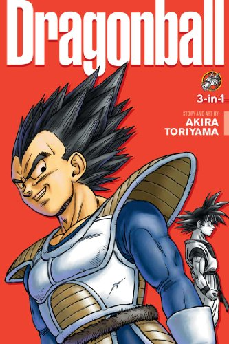 DRAGON BALL 3IN1 TP VOL 07