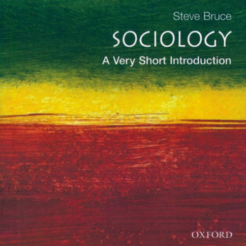 Sociology: A Very Short Introduction cover art