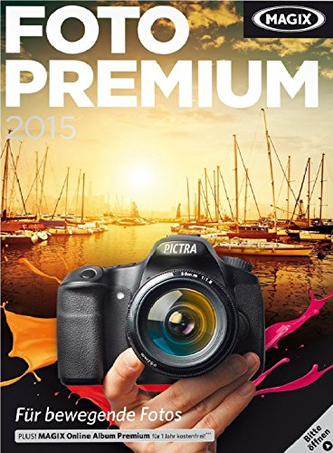 MAGIX Foto Premium 2015 [Download]
