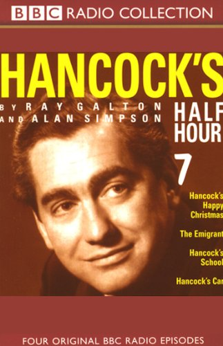 Hancock's Half Hour 7 audiobook cover art