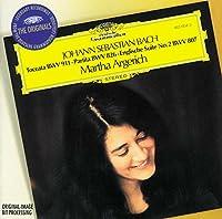 J.S. Bach: Toccata, Partita, English Suite / Martha Argerich