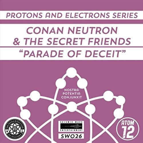 Conan Neutron & the Secret Friends
