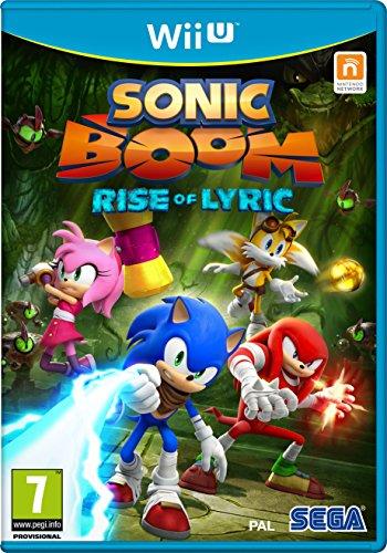 Sonic Boom: Rise of Lyric (Nintendo Wii U) - [Edizione: Regno Unito]