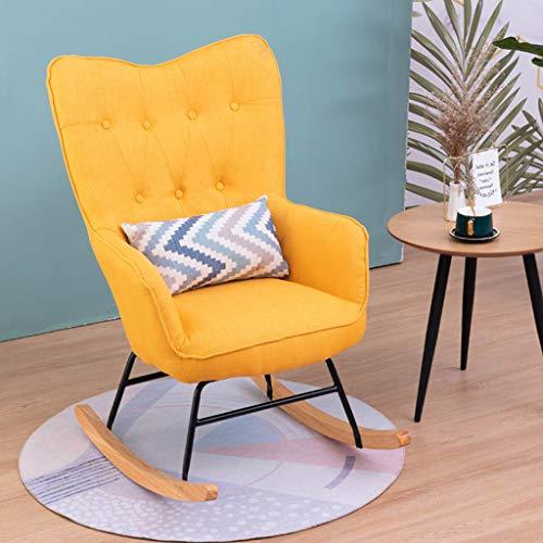 AFEO Ligstoel, schommelstoel, eetstoel, ligstoel, ligstoel, slaapkamer, balkon, terras, cafe, zonneligstoel, binnen en buiten, leesstoel, rugleuning, stoel, vrijetijdsbank