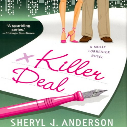 Killer Deal audiobook cover art