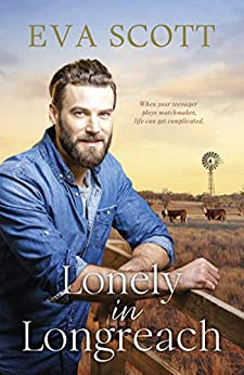 Lonely in Longreach by [Eva Scott]