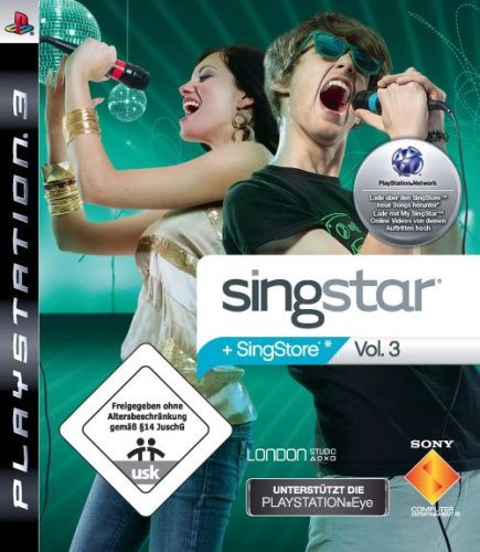 Sony Computer Entertainment SingStar Vol. 3