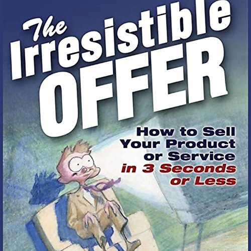 The Irresistible Offer audiobook cover art