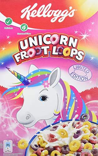 Kellogg's Froot Loops, Cereal infantil - 375 gr.