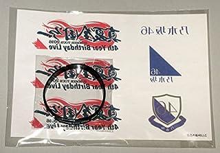 乃木坂46 [真夏の全国ツアー SUMMER TOUR 2016 4th Year Birthday Live] シリコンバンド&プリントシールセット